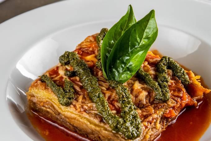Nido – Melanzana alla parmigiana – Fotos Tomas Rangel