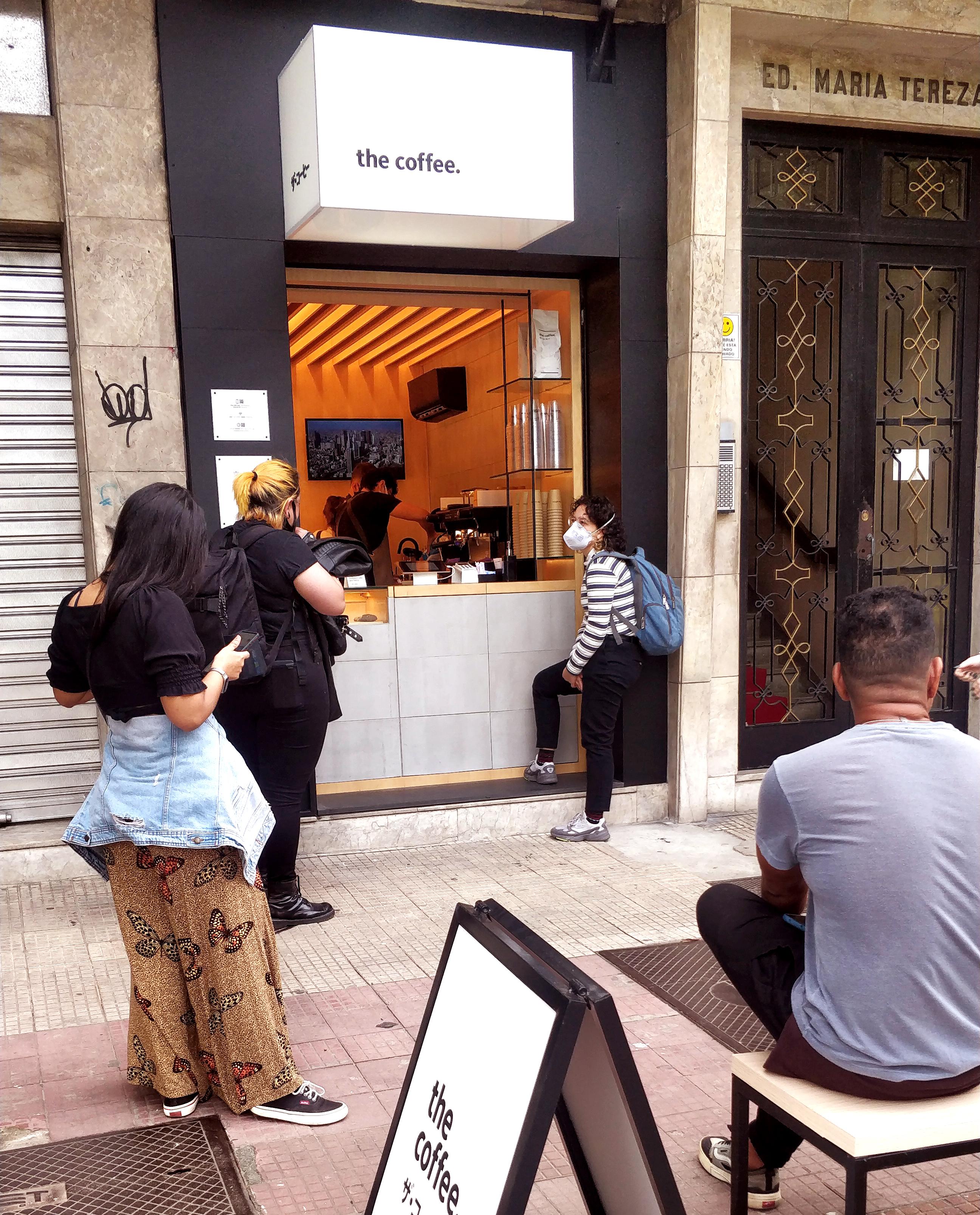 The Coffee: novidade em Botafogo