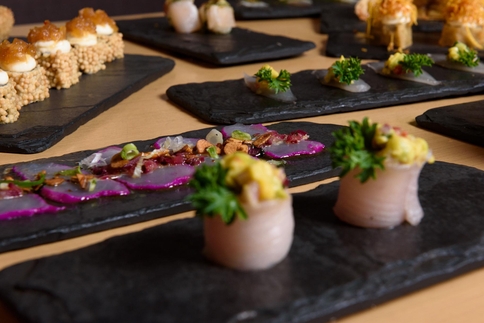 Temakeria & Cia: rodízio na mesa criado pelo chef