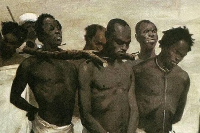 escravos mais horizontal