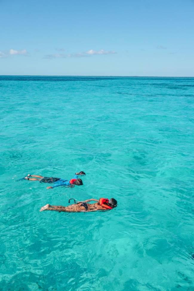Roteiro Flórida: inacreditável o azul do mar de Key Largo.