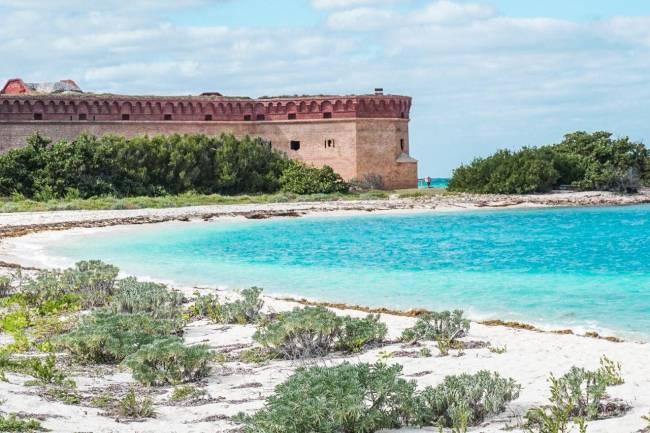Roteiro Flórida: o paraíso de Dry Tortuga, em Key West.
