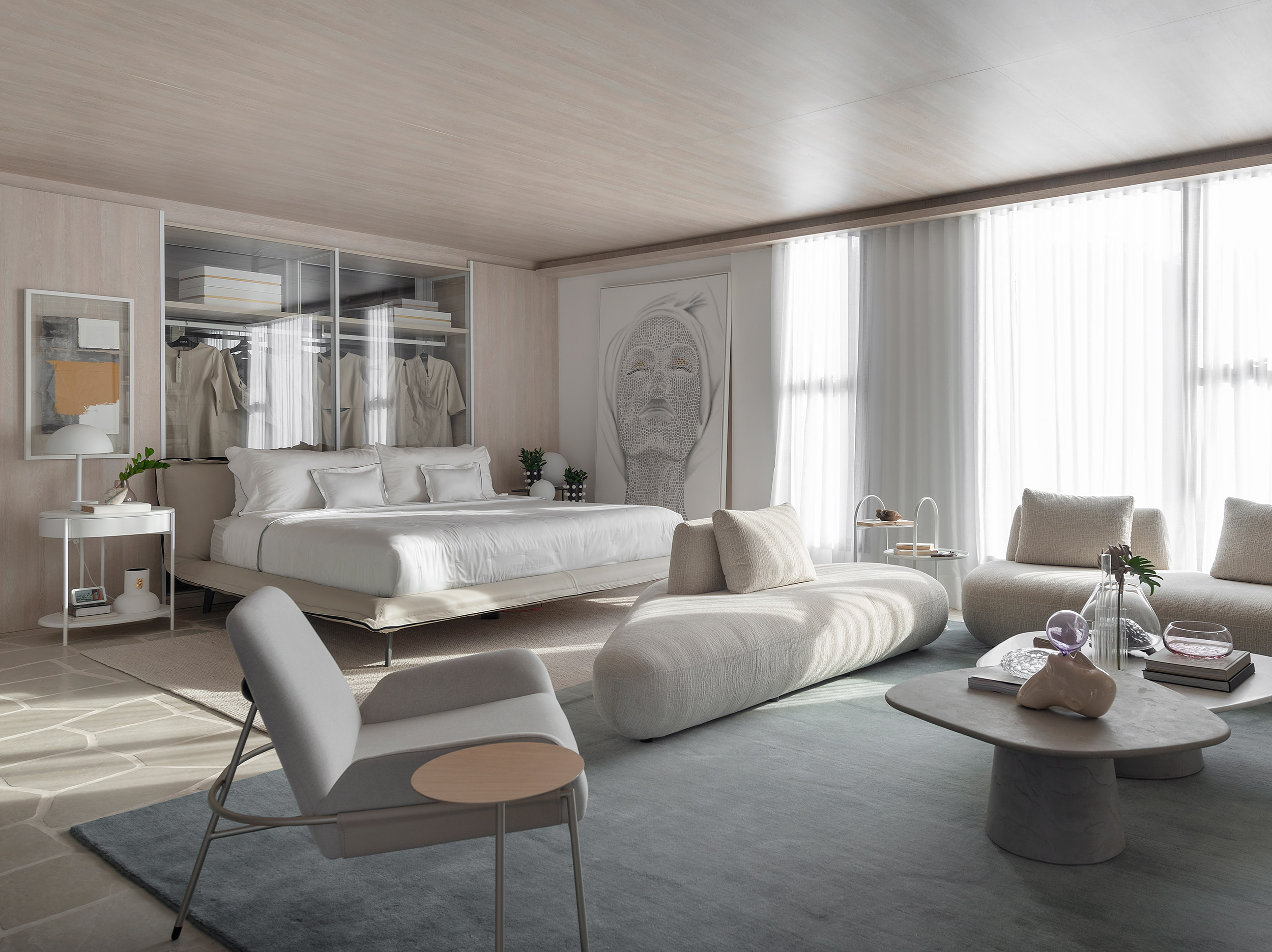 Cosmopolitan Loft - Mariana Pesca Arquitetura