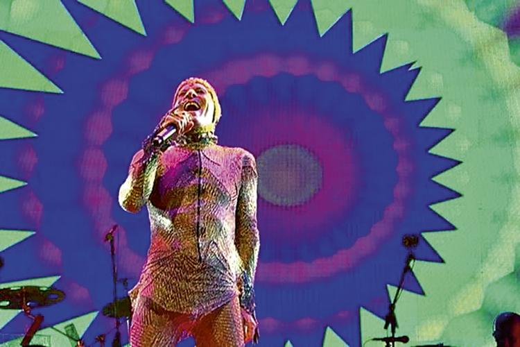Ney na turnê do show Bloco na Rua: última apresentação antes da pandemia -