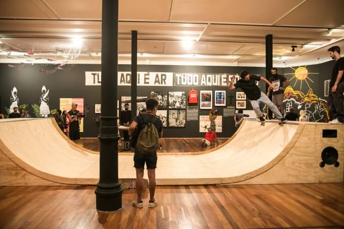 Rampa Skate MAR