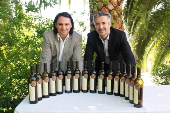 Marcelo Copello e Eduardo Chadwick