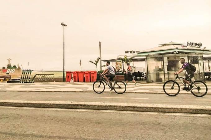 Cultura das bikes – Foto de Raíssa Miranda – Reprodução
