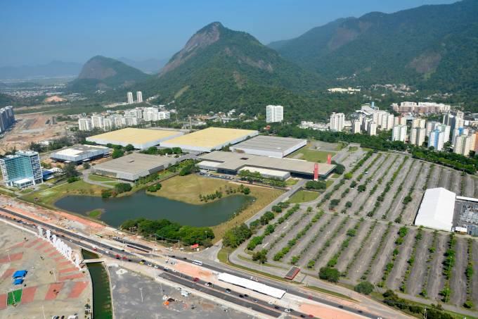 Distrito criativo do Rio