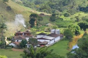 Fazenda Soledade, em Nova Friburgo