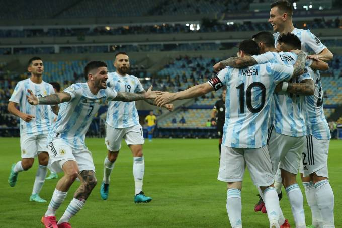Brazil v Argentina: Final – Copa America Brazil 2021