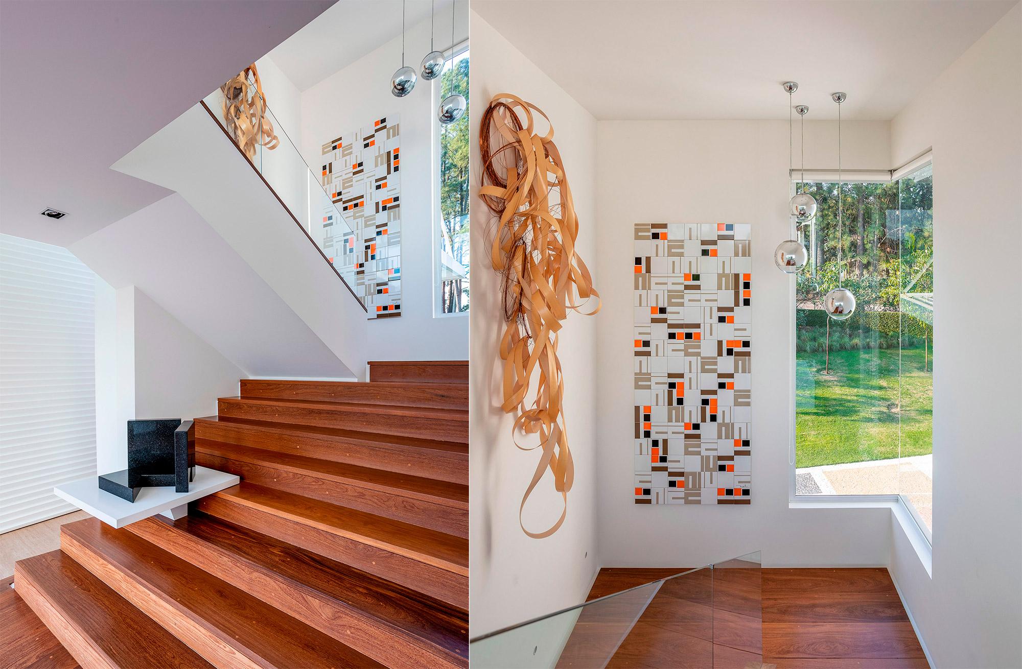 Patrícia Marinho assina o décor da última casa projetada por Noel Marinho