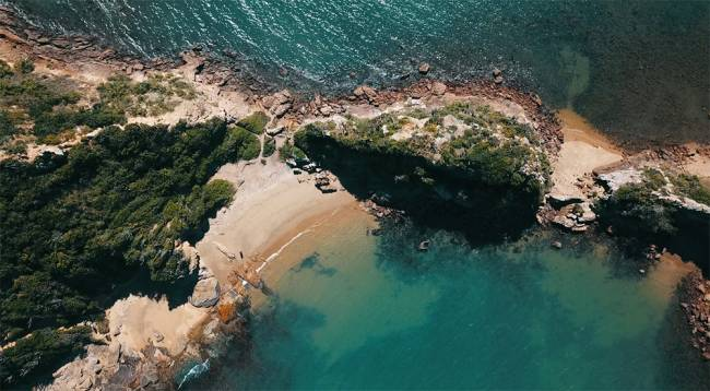 A praia do Vitório, em Búzios: para quem gosta de achados fora da rota turística