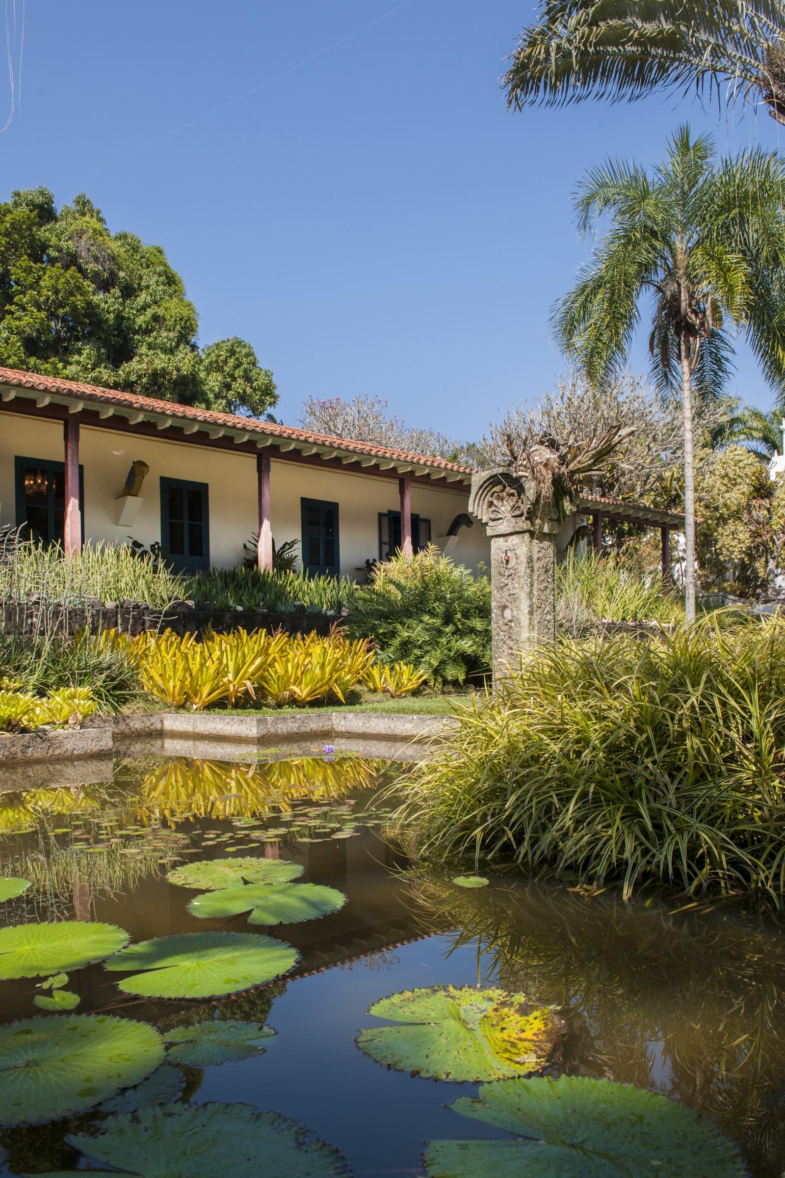 Sítio Burle Marx é reconhecido como Patrimônio da Humanidade pela Unesco