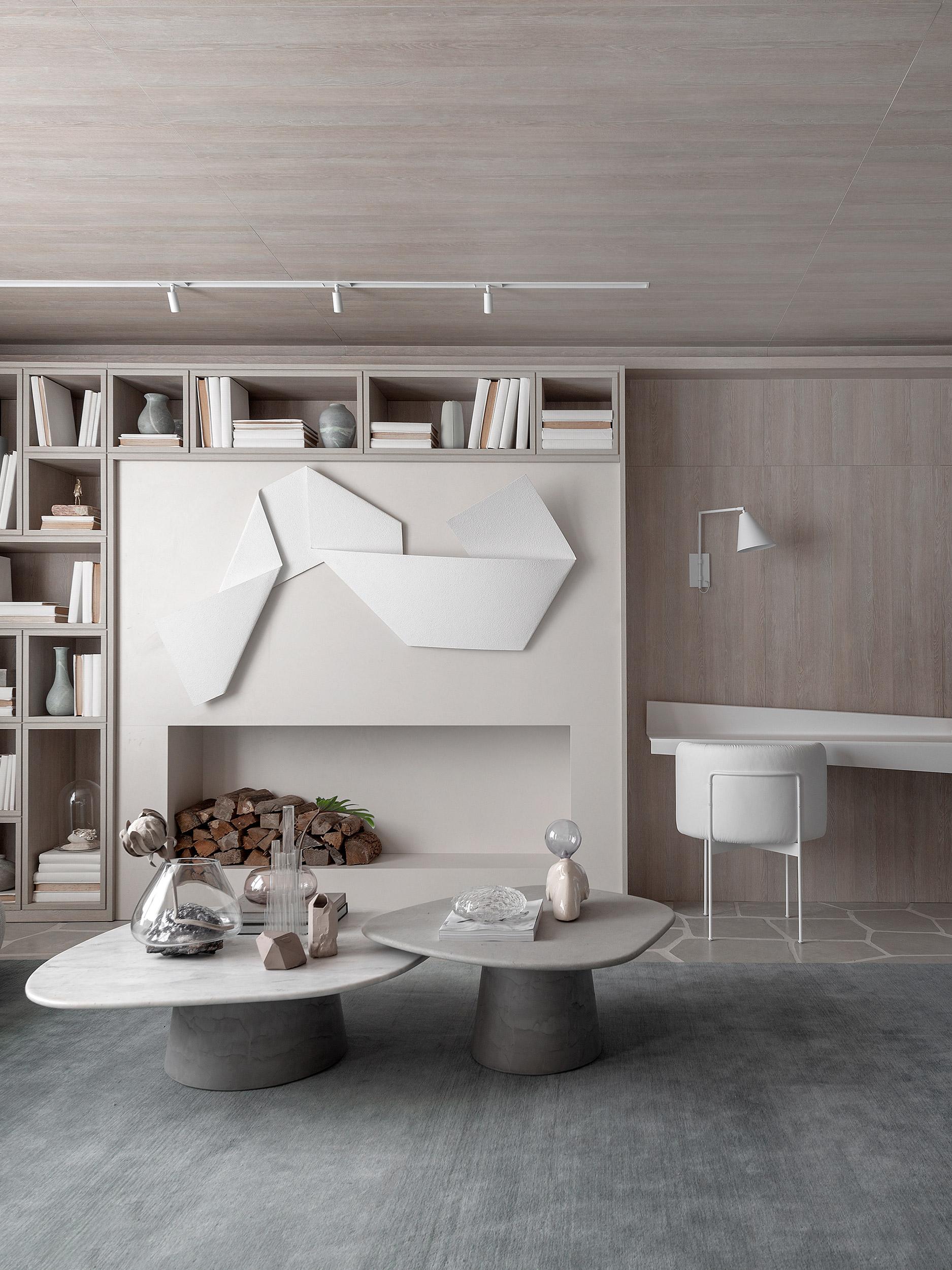 Cosmopolitan Loft - Mariana Pesca Arquitetura. Projeto da CASACOR Santa Catarina 2021.