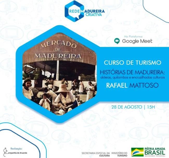 Cartaz do Curso de História de Madureira