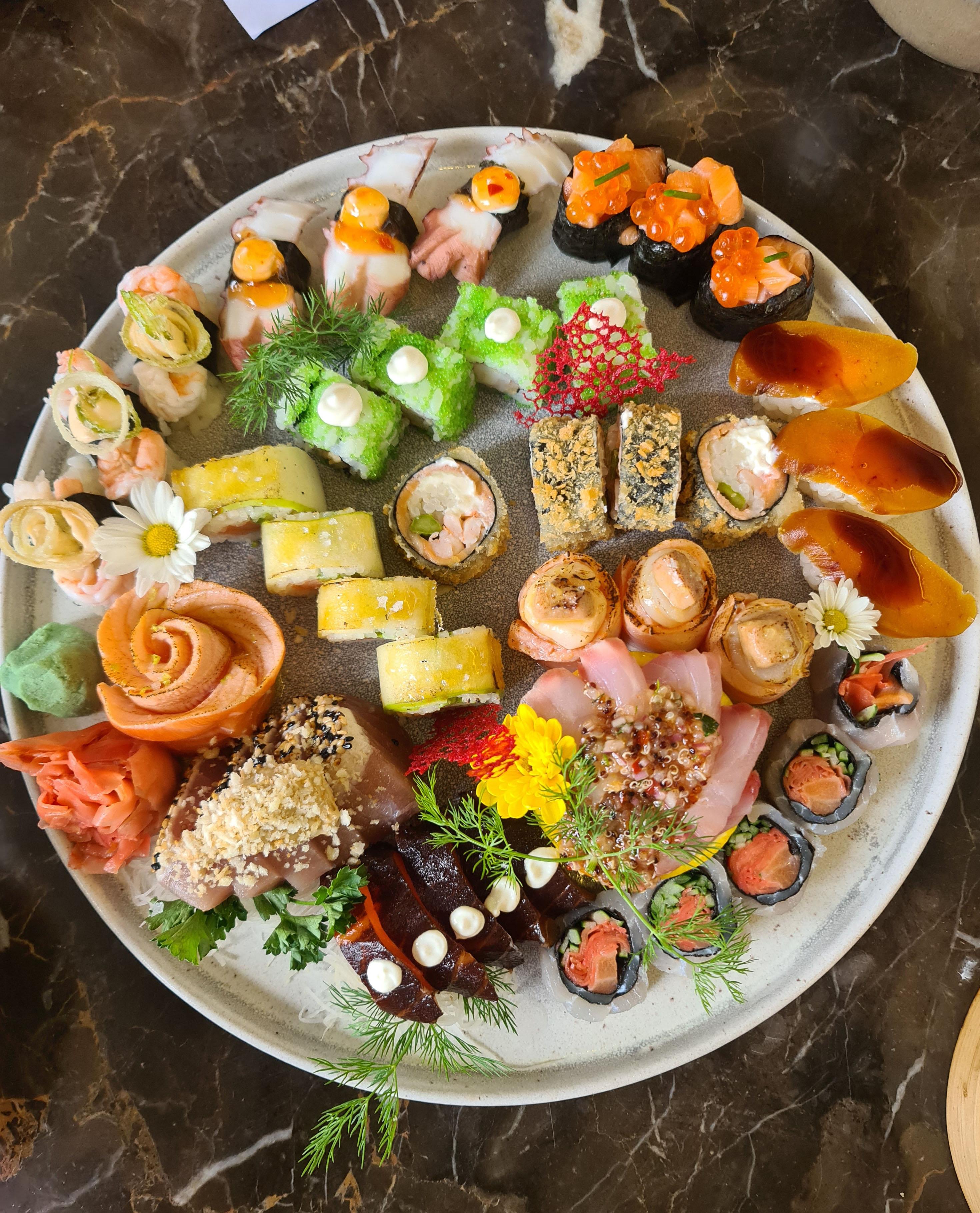 Kitchen Asian Food: combinado especial para a data
