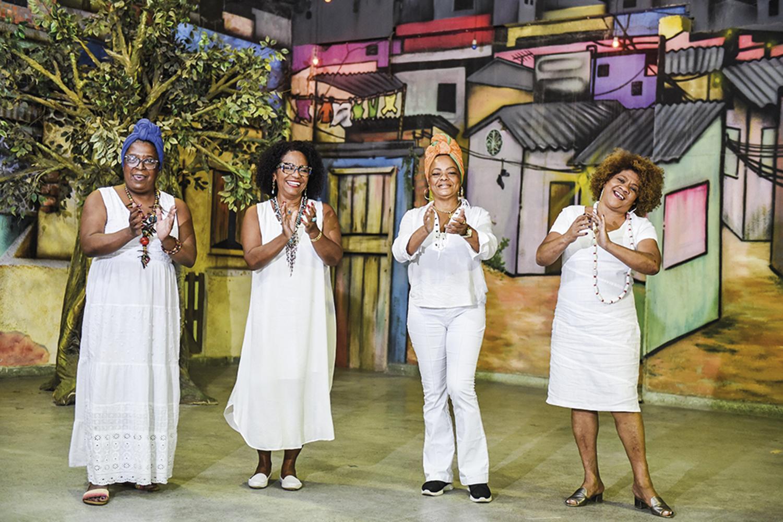 Matriarcas do Samba
