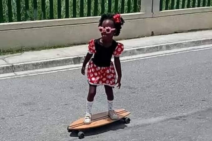Minnie skate