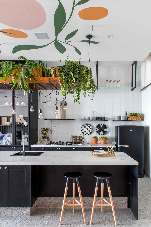 estudio hum casacor rio cozinha vintage 2019 retrô decoração