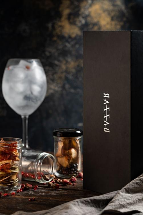 Deli Bazzar: kit para preparar bons drinques