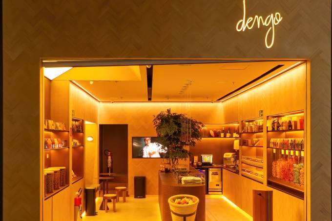 Dengo chocolates Shopping RioDesign RJ