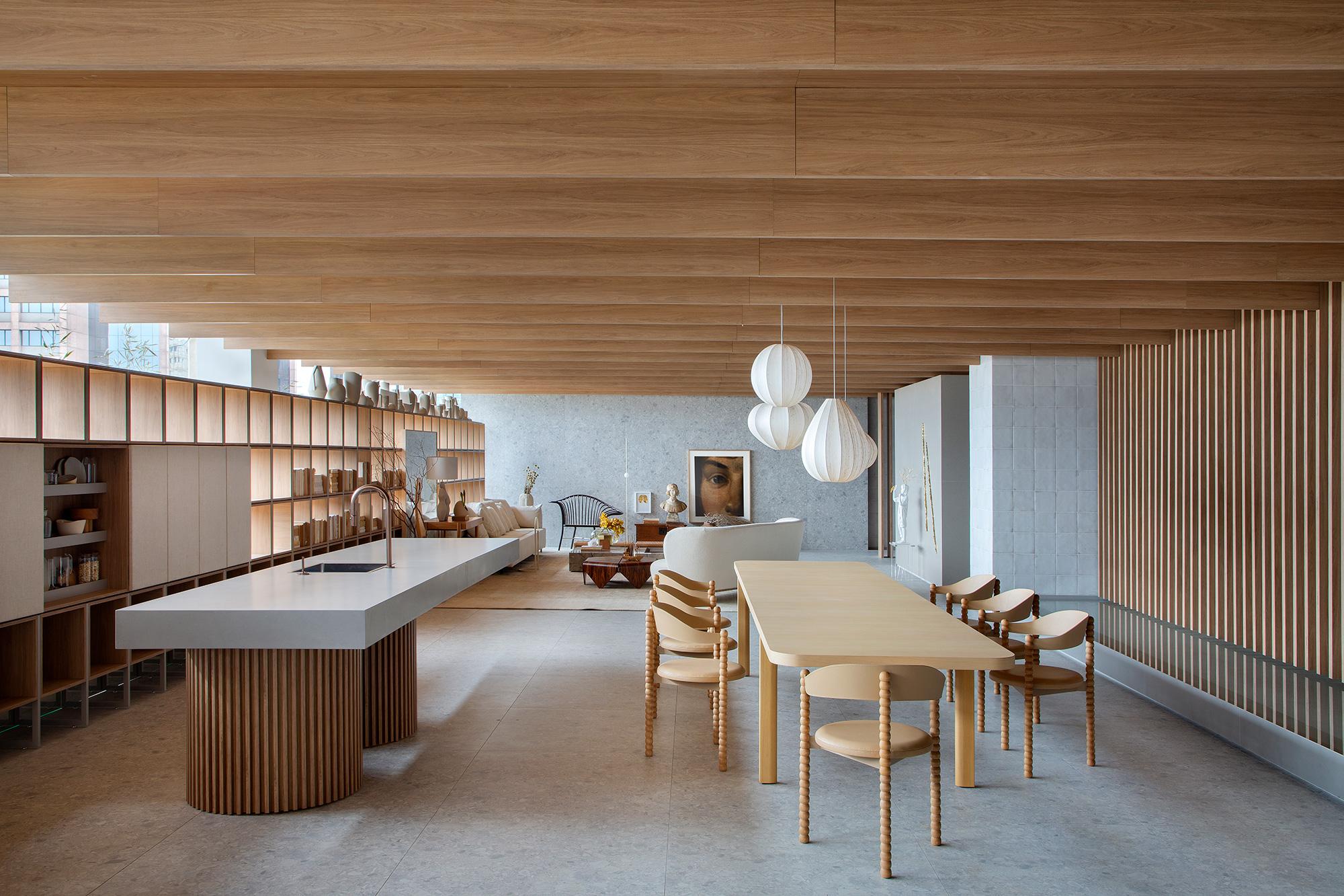 Très Arquitetura - Aconchegos Portinari.