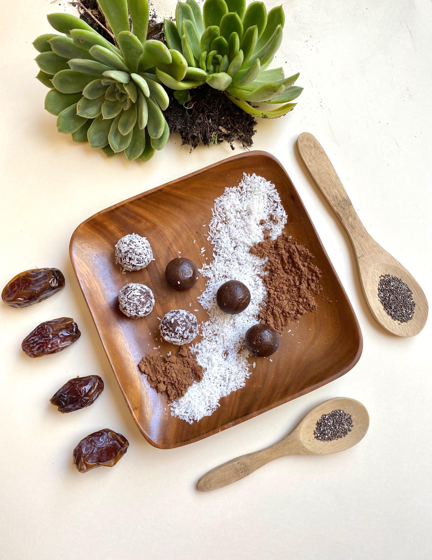 LEVe Brigaderia Natural: base do doce vegano é a tâmara importada de Israel