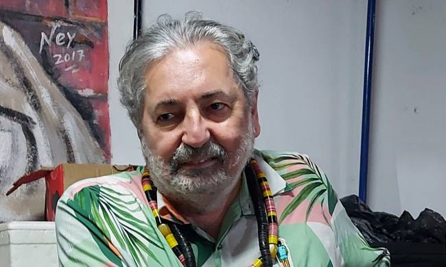 Durante a pandemia, Moacyr Luz compôs mais de 100 músicas com diferentes parceiros.