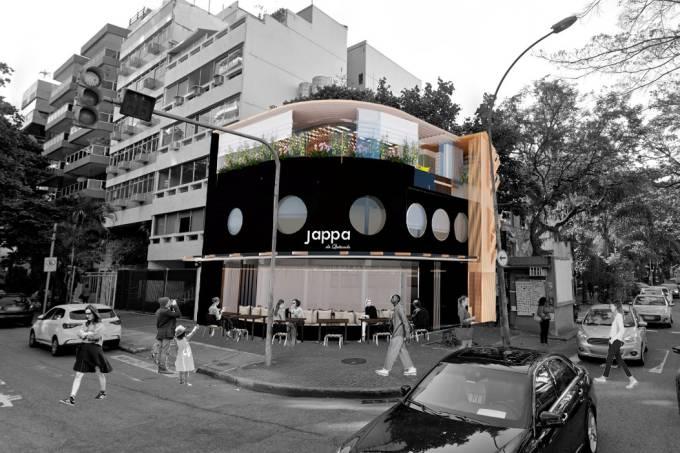 Perspectiva – Jappa da Quitanda Ipanema