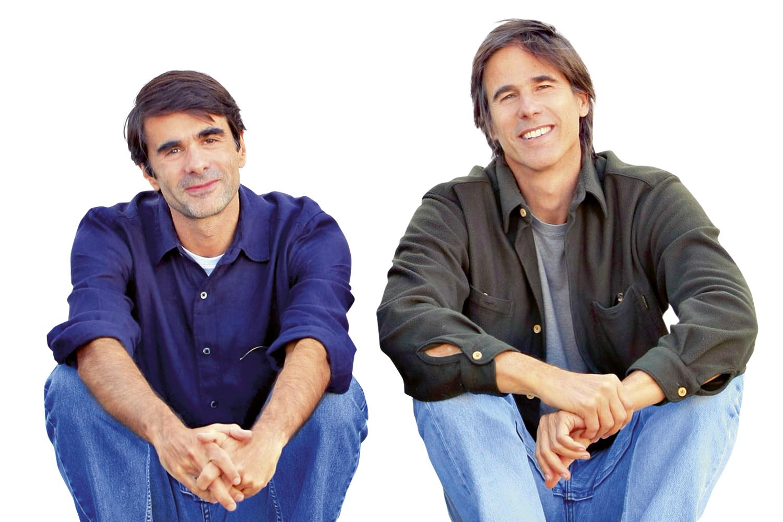 João e Walter Moreira Salles