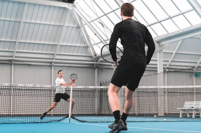 Tênis em alta 2 – Divulgação