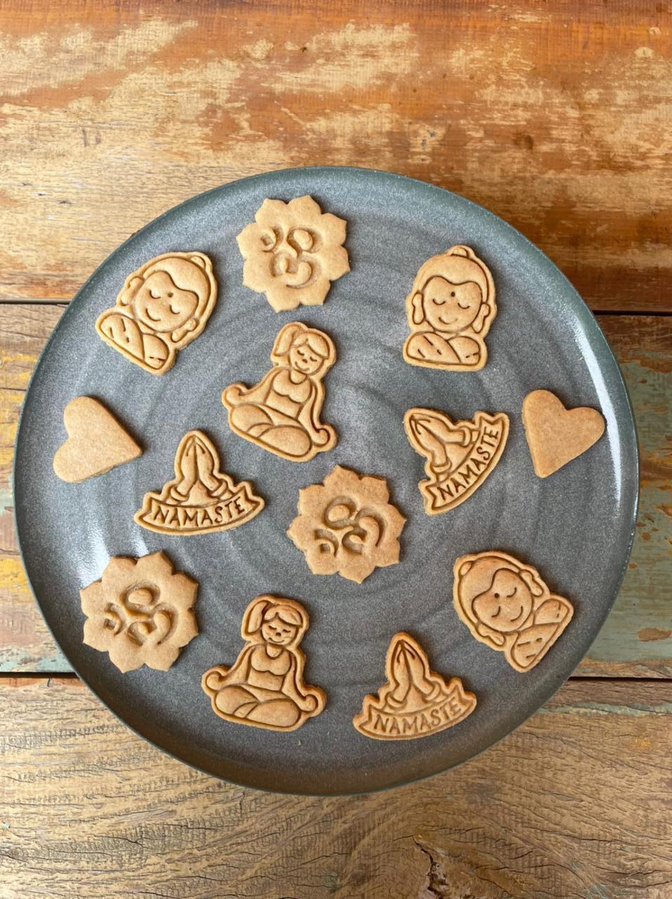 Temas variados: os biscoitinhos personalizados fazem sucesso como presente