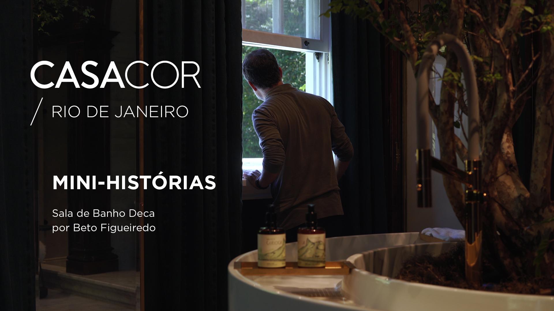 Mini-histórias CASACOR Rio 30 anos: confira os novos capítulos da série