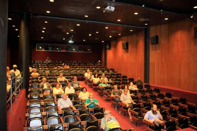 Cinemateca do MAM – foto Fabio Souza_MAM Rio