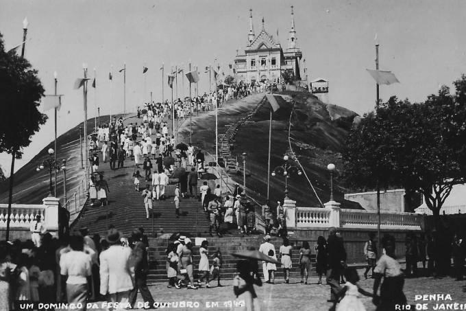 Festa da Penha 1940